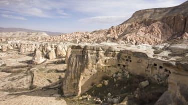 Archaeologists discover what could be the largest underground city ever built