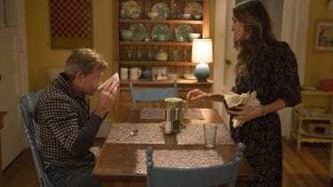 The first season of DIvorce artfully tells the story of one broken couple.