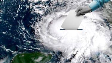 Hurricane Michael.