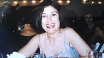The author's mother, Farah Ebrahimi, circa 1998.