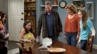 """Tim Allen returns to TV with """"Last Man Standing,"""" and while critics bash the predictable plot, some say the 58-year-old actor saves the show."""