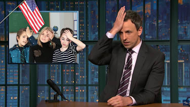 Seth Meyers looks at Donald Trump and post-truth foreign policy