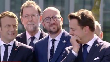 NATO leaders.