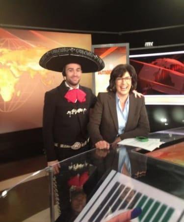 Ex-CNN staffer claims his 'flamboyant' wardrobe got him fired