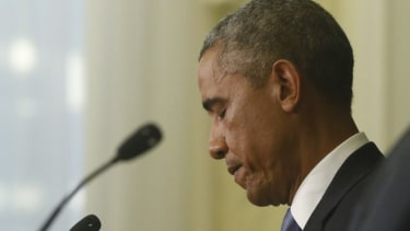 President Obama in Estonia
