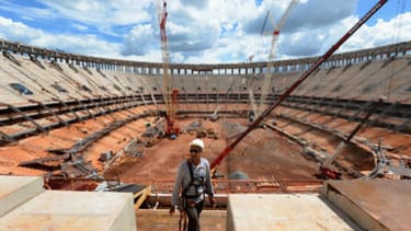 Brazil is 'not ready' for the World Cup in June, admits FIFA official