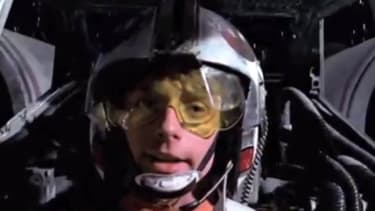 Perhaps it was Luke Skywalker's family connections that helped him do the impossible