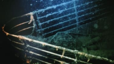 The rust-eating bacteria that is killing the Titanic is actually named after the mighty sunken ship (Halomonas titanicae).