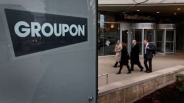 The Groupon headquarters in Chicago.