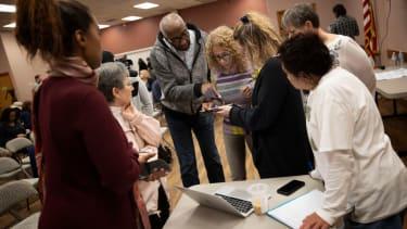 Nevada voting.