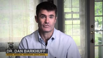 Dr. Dan Barkhuff.