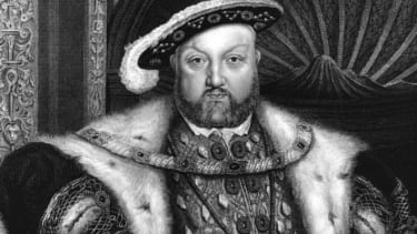 Henry VIII imposed a tax on beards, but, being bearded himself, was exempt.