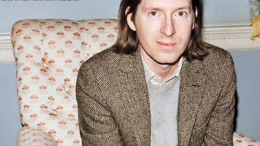 Wes Anderson looks as twee as ever on the cover of WSJ magazine
