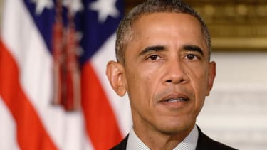 Obama on ISIS strikes in Syria: 'This is not America's fight alone'