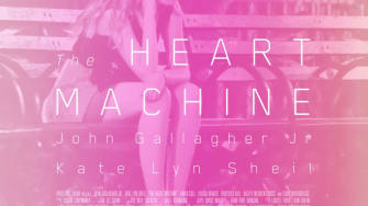 Movie poster for The Heart Machine