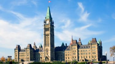 Two dead, including gunman, in shooting at Canadian Parliament