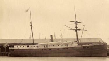 Ship that sank 126 years ago discovered near Golden Gate Bridge