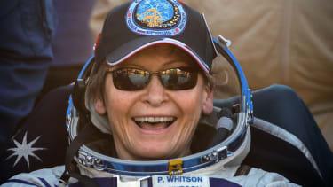 Peggy Whitson.