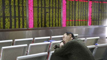 China's market is a bust.