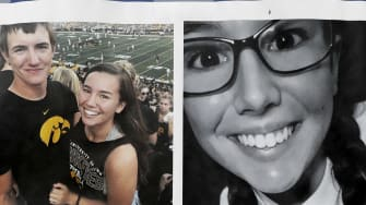A poster for Mollie Tibbetts.