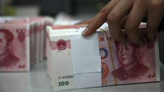 China's stock market created a million new Chinese millionaires last year
