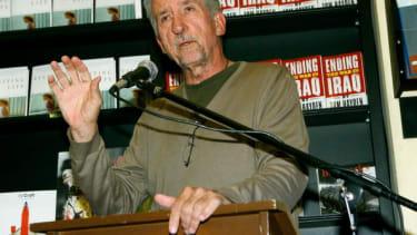 Tom Hayden.