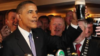 Here's every president's favorite drink