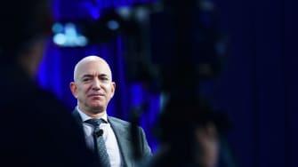 Jeff Bezos in Washington