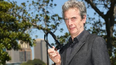 Peter Capaldi is leaving Doctor Who