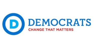 The insignia change arrives just in time for the November election push.