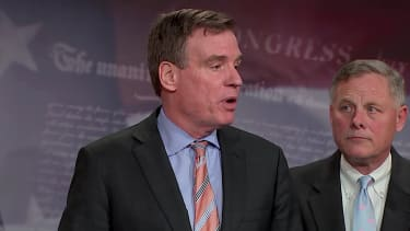 The Senate Intelligence Committee wants to talk to Christopher Steele