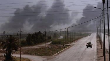 U.S. begins airstrikes on ISIS targets in Iraq