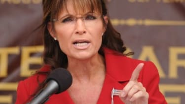 Sarah Palin's attorney has sent a strongly worded letter to unauthorized biographer Joe McGinniss and his publisher, suggesting that the political star might pursue a libel case against McGin