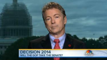 Rand Paul: GOP's fixation on voter ID laws a 'dumb idea'