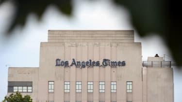 LA Times.