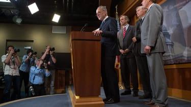 Senate Democrats will filibuster SCOTUS pick.