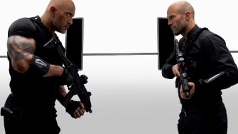 Hobbs and Shaw.