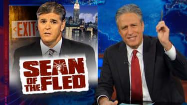 Jon Stewart begs Sean