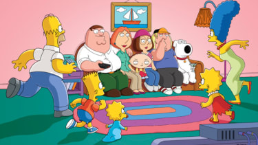 Simpsons/Family Guy
