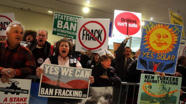 New York to ban fracking over potential health risks