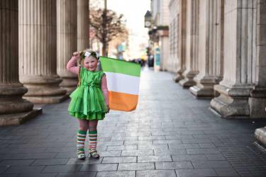 Canceled St. Patricks Day in Dublin