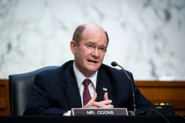 Chris Coons.