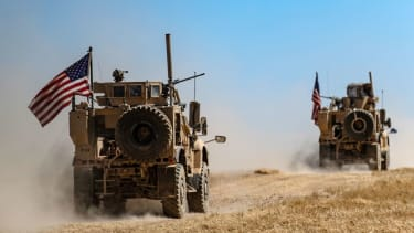 U.S. forces in Northern Syria