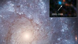 Possible zombie star found 110 million light years from Earth