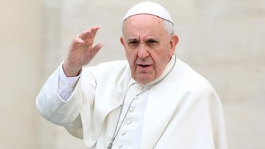 Pope Francis asks for forgiveness over priests' sexual abuse