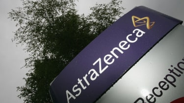 The AstraZeneca logo