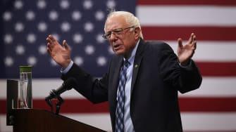 Bernie Sanders.