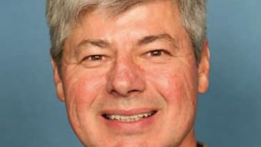 Rep. Bart Stupak will be stepping down.