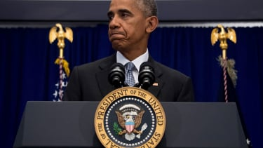 President Obama delivered a speech about the recent bombings in New York and New Jersey today.