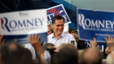 Mitt Romney and his allies have outspent Newt Gingrich by roughly $12 million in Florida heading into Tuesday's critical GOP presidential primary.